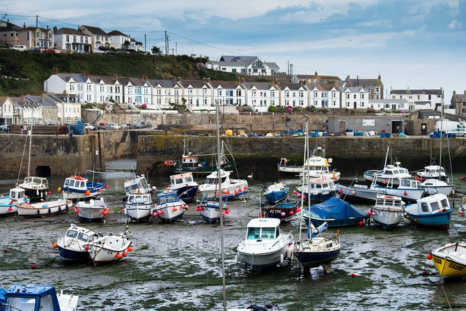 South West Coast Path Walking South Cornwall Coastline (12 days, 11 nights)