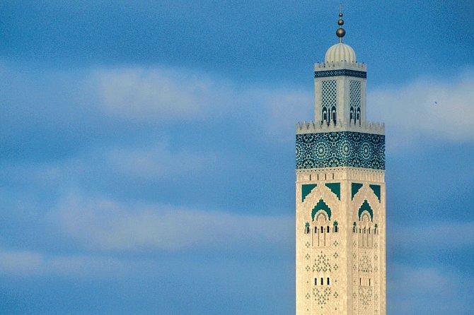 Rabat & Casablanca Tour from Casablanca