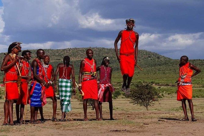 Tanzania Maasai Village Day Trip