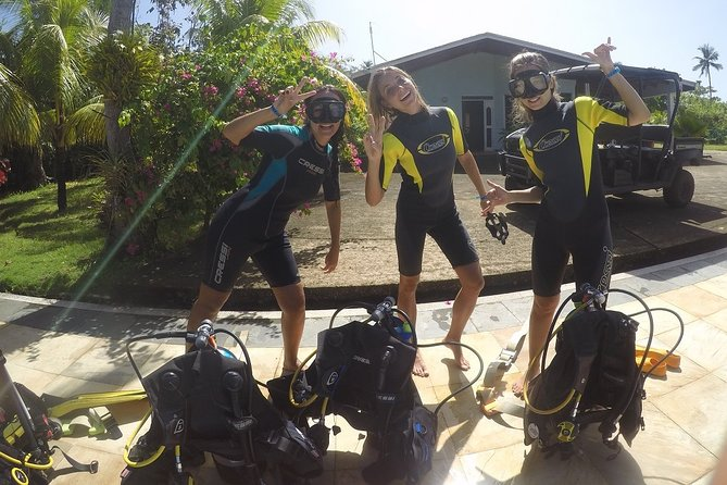 Discovering Diving / Discover Scuba Diving (DSD)