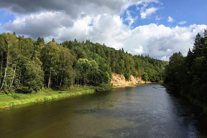 Hiking in Sigulda
