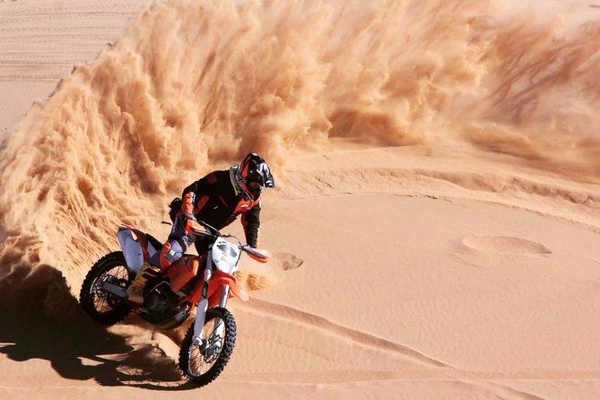 3-Days KTM-Desert Adventure in Merzouga: Explore the famous Road of Dakar-Ralley