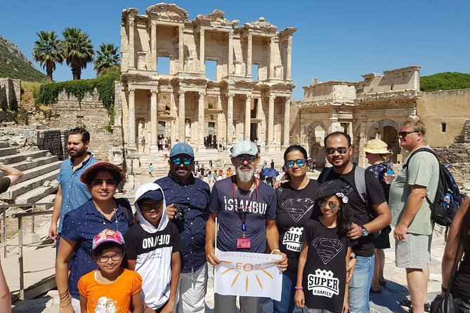 Private Ephesus & Virgin Mary's House & Sirince Tour from İzmir / Airport