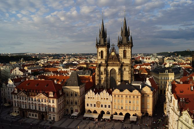 Small-Group Half-Day Walking Tour of Prague