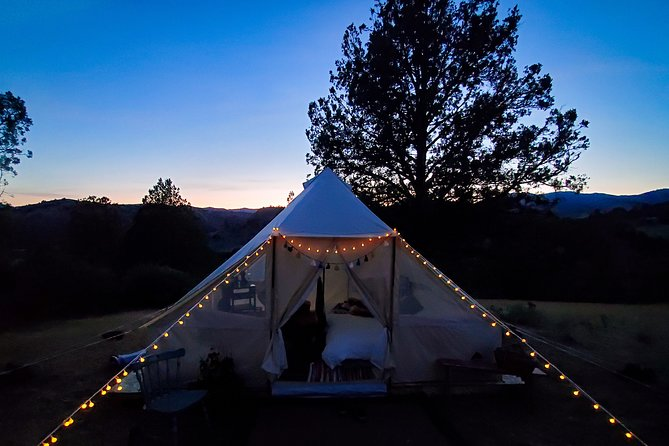 2-Day Private Camping Experience in Hornbrook