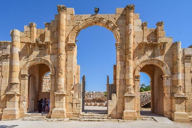 Amman and Jerash Private City Tour