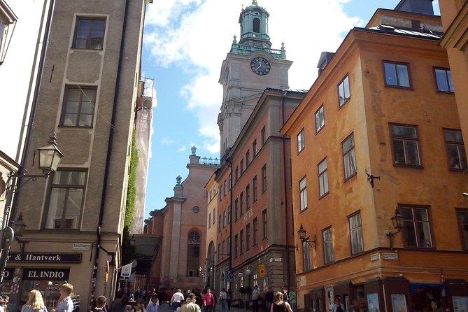 Stockholm orienteering tour
