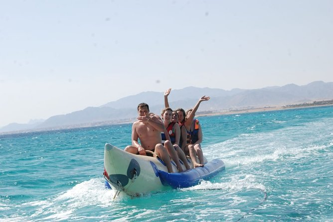 From Luxor: Snorkeling Day Tour at Utopia Island in Safaga
