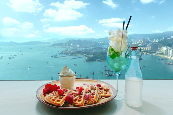 sky100 Above The Clouds Dining Package at Café100 by The Ritz-Carlton, Hong Kong