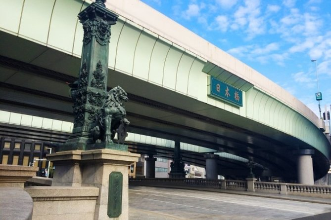 [Virtual Tour] Nihonbashi Highlights (Tokyo)