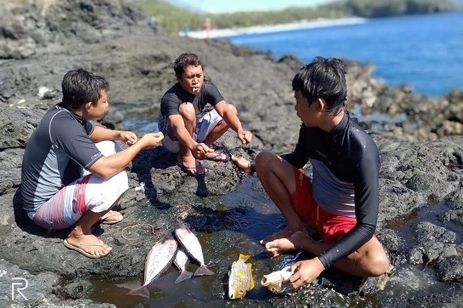 East Bali Spear Or Line Fishing Tour At Virgin Beach