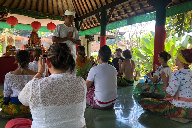 Bali Healing Spiritual Tour