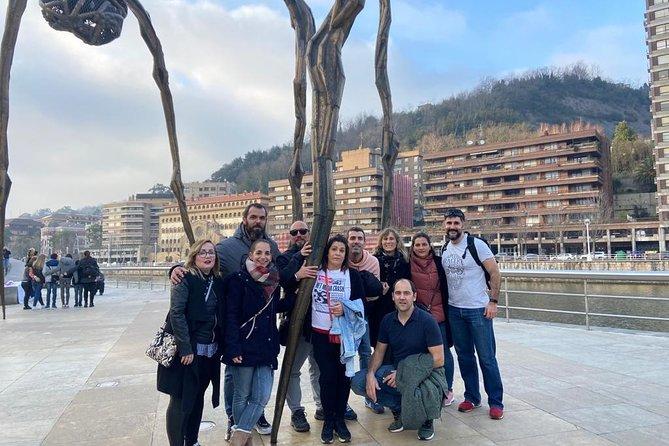 Bilbao, the art thief