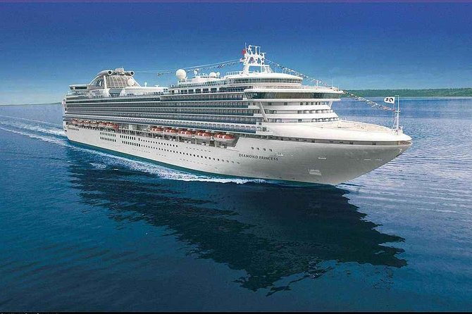 Private Transfer to Shanghai Cruise Port from Pudong International Airport