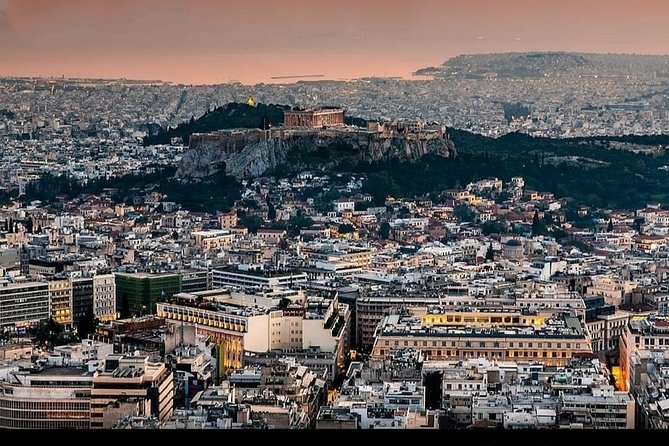Luxury Private Transfers in Athens