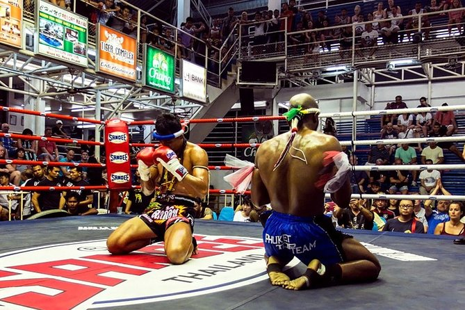 Bangla Boxing Muay Thai Stadium Real Fight