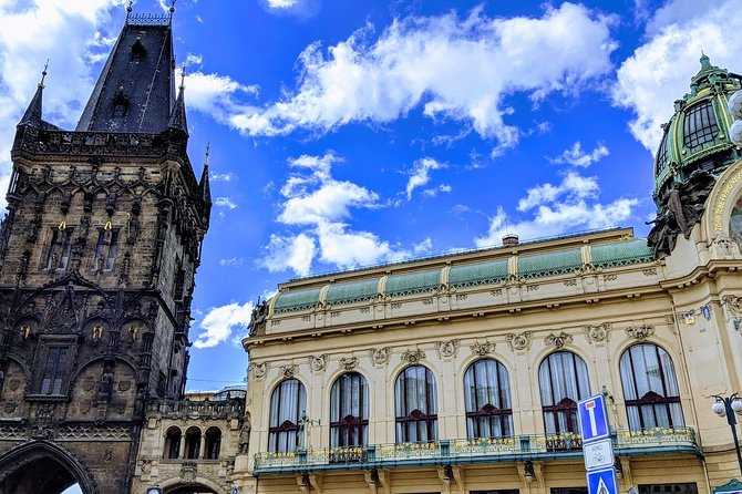 2-Hours Historical Downtown of Prague