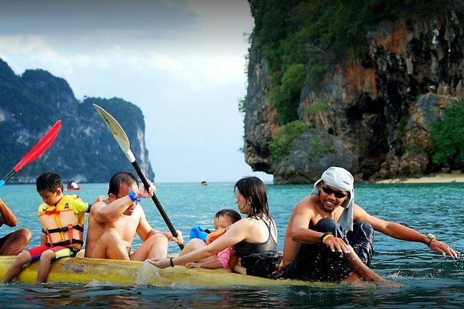 Hong Island by Starlight John Gray's Sea Canoe