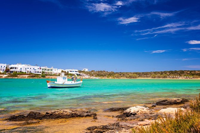 Private tour: Paros & Antiparos highlights 8 hours
