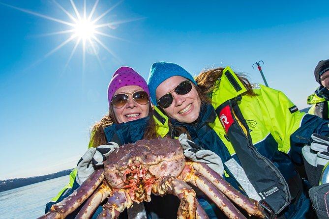 King Crab Safari by RIB boat