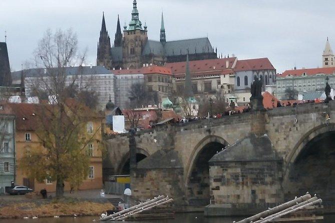 Small-Group Half-Day Walking Tour of Prague