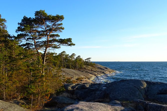 Wild Camping in the Archipelago