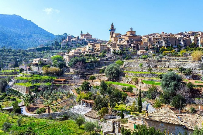 Visit two of the most beautiful villages of Mallorca on a private tour