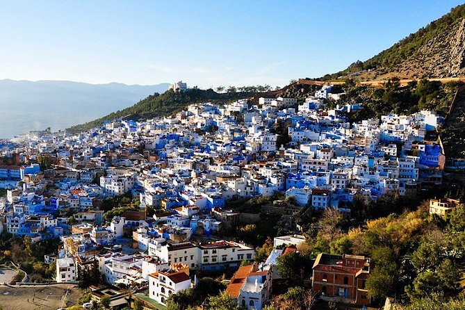 Best of Tangier, 2 days tour to Chefchaouen & Tetouan