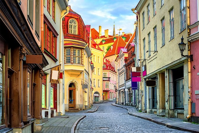 Tallinn Highlights, Local Market Visit and Beer Tasting