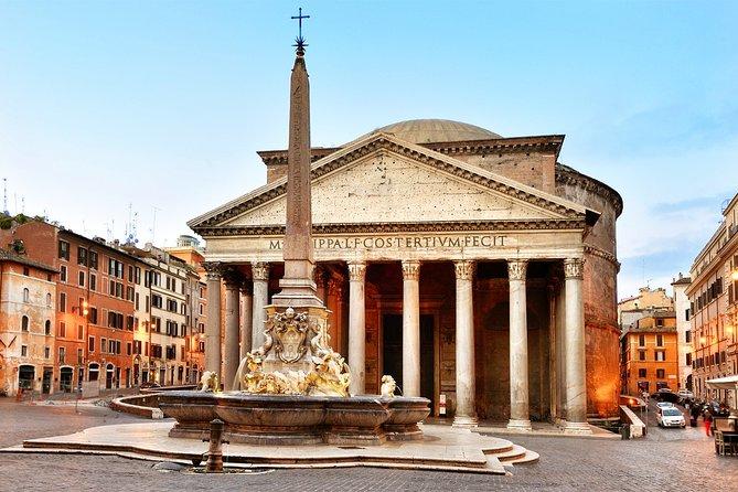 Pantheon virtual tour