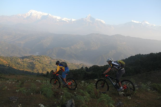 Exclusive Mountain Biking Tour With Sunrise Over Mt.Annapurna From Pokhara.