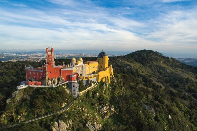 Sintra and Cascais Private Tour