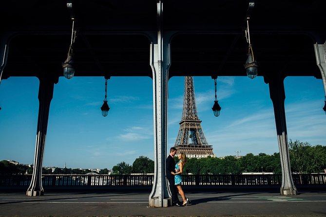 Private Paris Portrait Shoot
