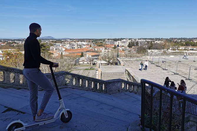 Electric scooter rental in Montpellier