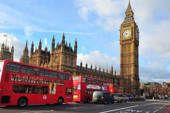 Full day London Private Tour by Executive Luxury Vehicle