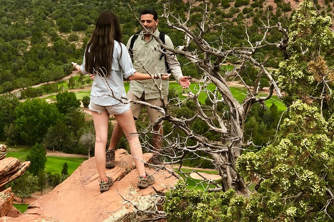 Sedona Spiritual Empowerment Reiki Energy Vortex Tour-Great for Couples!