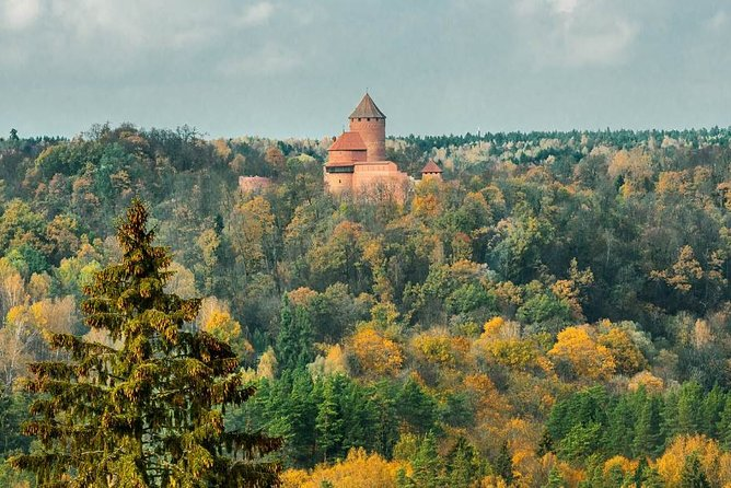 """Guided tour """"Love Stories of Sigulda"""""""
