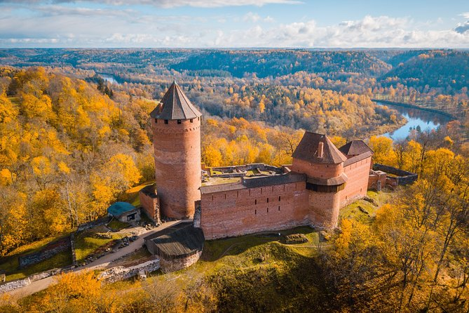 The best of Sigulda walking tour