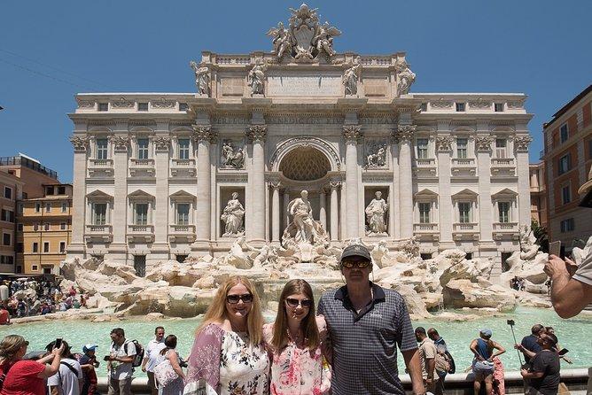 SuperVipALLInclusive Civitavecchia Cruise Port ShorExcursion Best of Rome