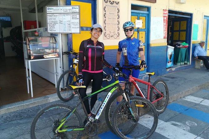 Mountain Bike Salento Town