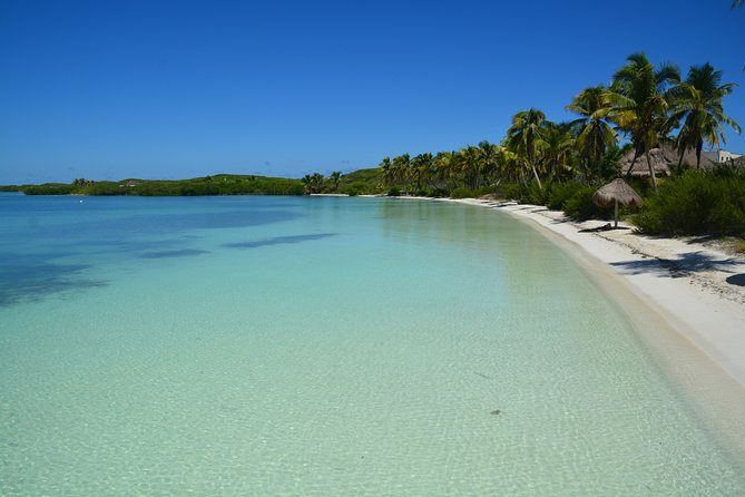 Private Beach Escape! Isla Contoy and Isla Mujeres with Snorkeling