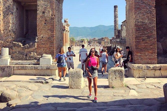 The best of Pompeii Walking Tour