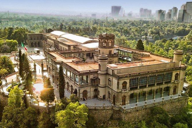 The Chapultepec Castle: Maximilian and Carlota´s Love Story Audiowalk