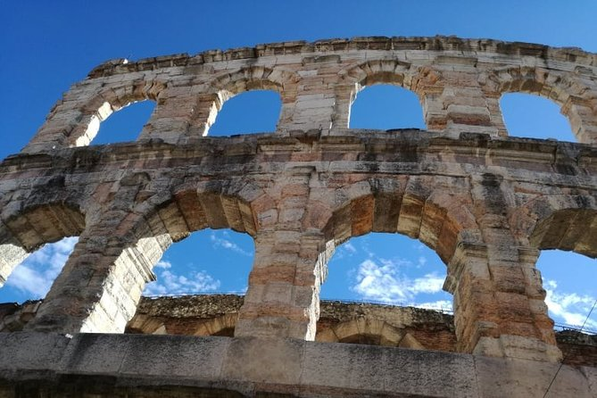 Arena di Verona: monolingual guided tour for Veronacard owners.