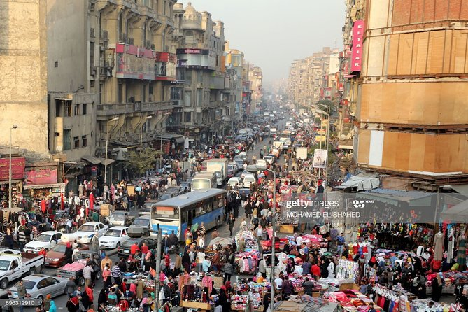 Downtown Cairo Experince