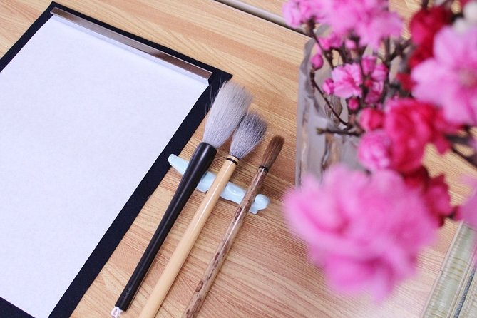 [Virtual Tour] Japanese Language and Calligraphy Workshop for Beginners