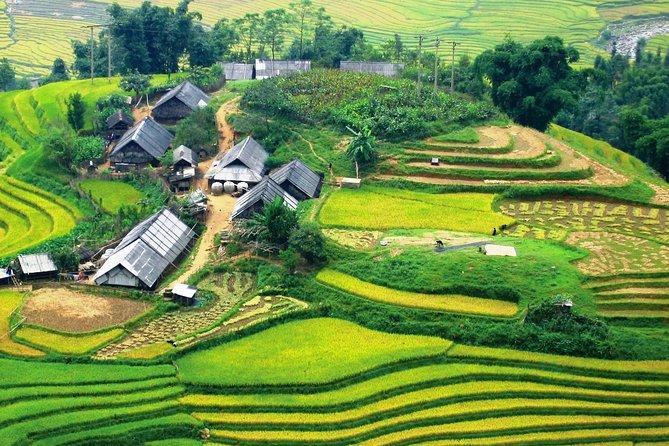 Sapa 2 days Overnight at homestay in Ta Van village
