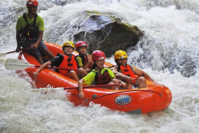 White Water Rafting Kampar River