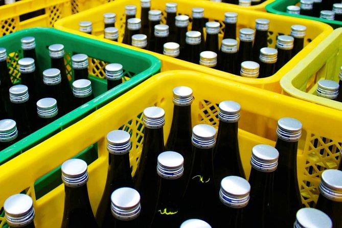 Sake Brewery and Tasting Tour