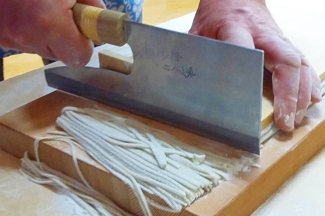 2 Hour Soba Noodle Making & Tasting Enriching Experience